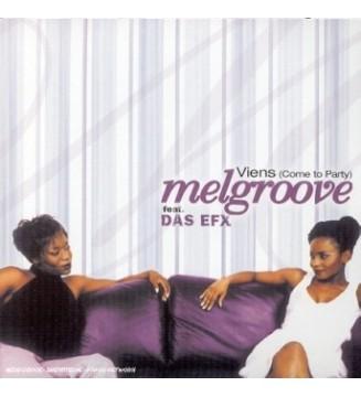 "Melgroove Feat. Das EFX - Viens (Come To Party) (12"") mesvinyles.fr"