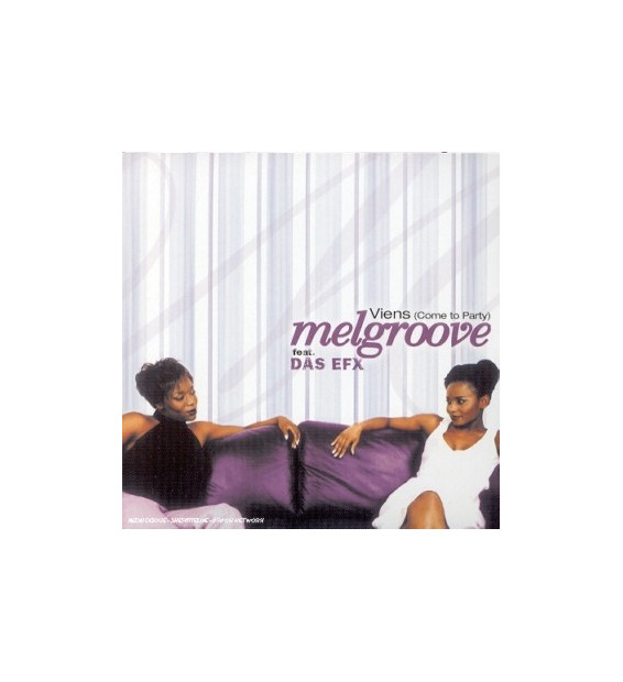 """Melgroove Feat. Das EFX - Viens (Come To Party) (12"""")"""