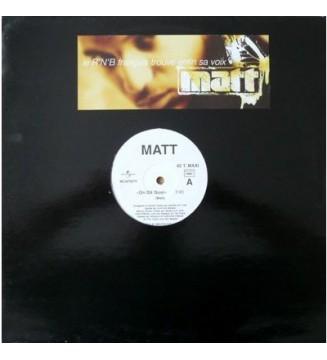"Matt (5) - On Dit Quoi ? (12"", Promo) mesvinyles.fr"