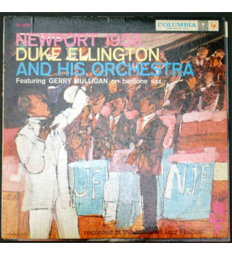 Duke Ellington And His Orchestra - Newport 1958 mesvinyles.fr
