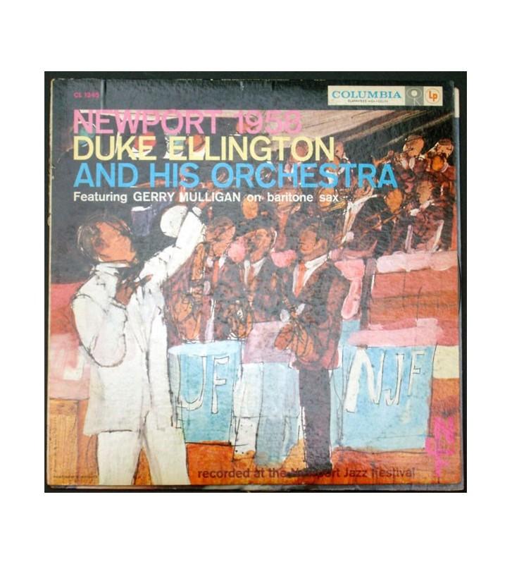 Duke Ellington And His Orchestra - Newport 1958 mesvinyles.fr