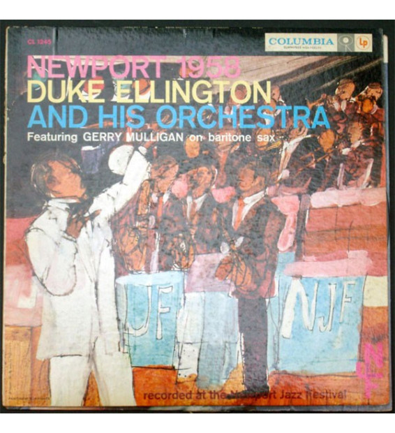 Vinyle - Duke Ellington And His Orchestra - Newport 1958