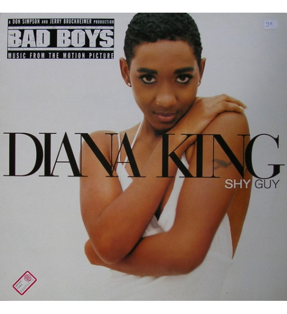 "Diana King - Shy Guy (12"")"
