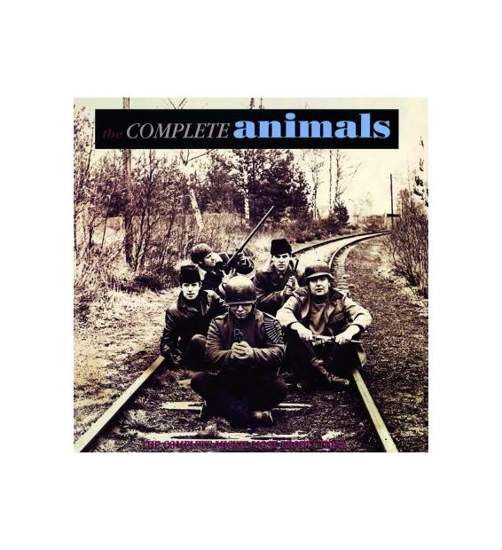 The Animals - The Complete Animals (3xLP, Comp, Mono, 180)