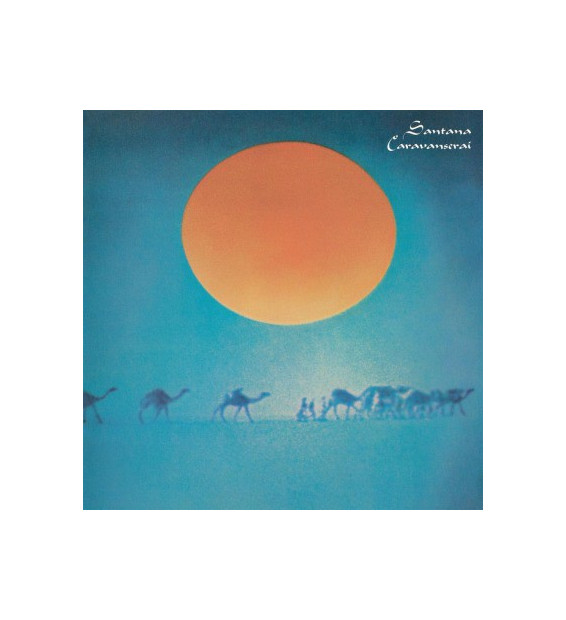 Santana - Caravanserai (LP, Album, RE, 180) mesvinyles.fr