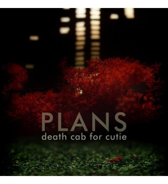 Death Cab For Cutie - Plans (2xLP, Album, RE) mesvinyles.fr