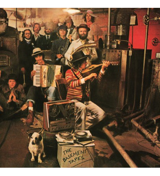 Bob Dylan & The Band - The Basement Tapes (2xLP, Album, RE) mesvinyles.fr