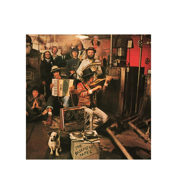 Bob Dylan & The Band - The Basement Tapes (2xLP, Album, RE)