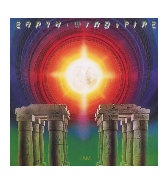 Earth, Wind & Fire - I Am (LP, Album, RE, RM, 180)