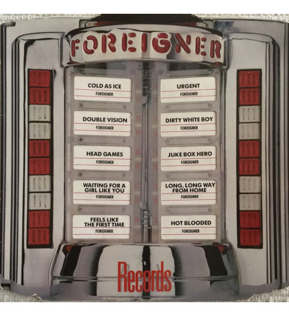 Vinyle - Foreigner - Records