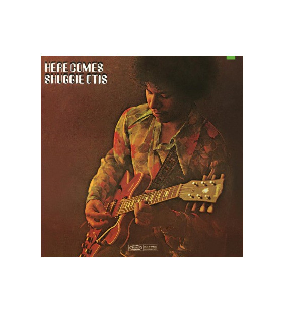 Shuggie Otis - Here Comes Shuggie Otis (LP, Album, RE, 180)