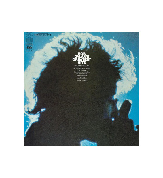 Bob Dylan - Bob Dylan's Greatest Hits (LP, Comp, RE, 180) mesvinyles.fr