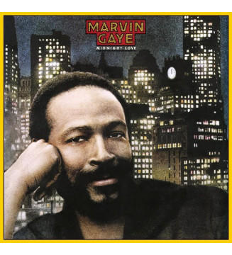 Marvin Gaye - Midnight Love (LP, Album, RE, 180) mesvinyles.fr