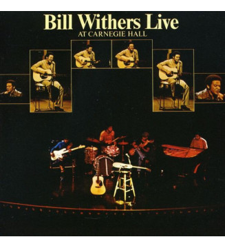 Bill Withers - Bill Withers Live At Carnegie Hall (2xLP, Album, RE, 180) mesvinyles.fr