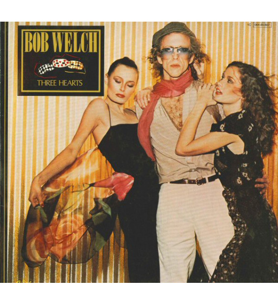 Bob Welch ‎– Three Hearts mesvinyles.fr