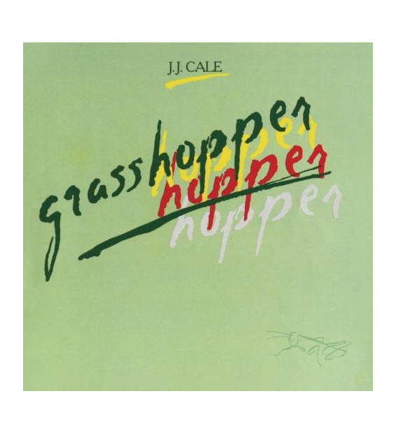 J.J. Cale – Grasshopper mesvinyles.fr