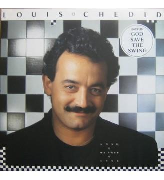 Louis Chedid - Anne, Ma Soeur Anne (LP, Album)