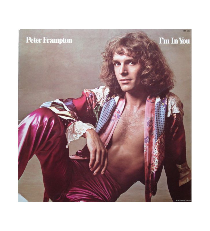 Peter Frampton – I'm In You mesvinyles.fr