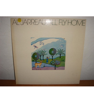 Al Jarreau - All Fly Home (LP, Album)