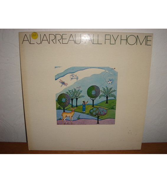 Al Jarreau - All Fly Home (LP, Album)