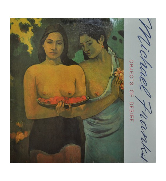 Michael Franks - Objects Of Desire (LP)