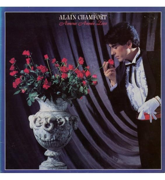 Alain Chamfort - Amour, Année Zéro (LP, Album)