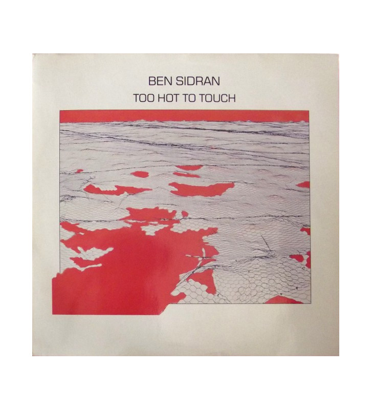 Ben Sidran - Too Hot To Touch (LP) mesvinyles.fr