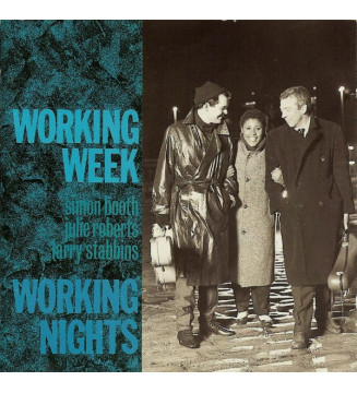 Working Week - Working Nights (LP, Album, Gat) mesvinyles.fr