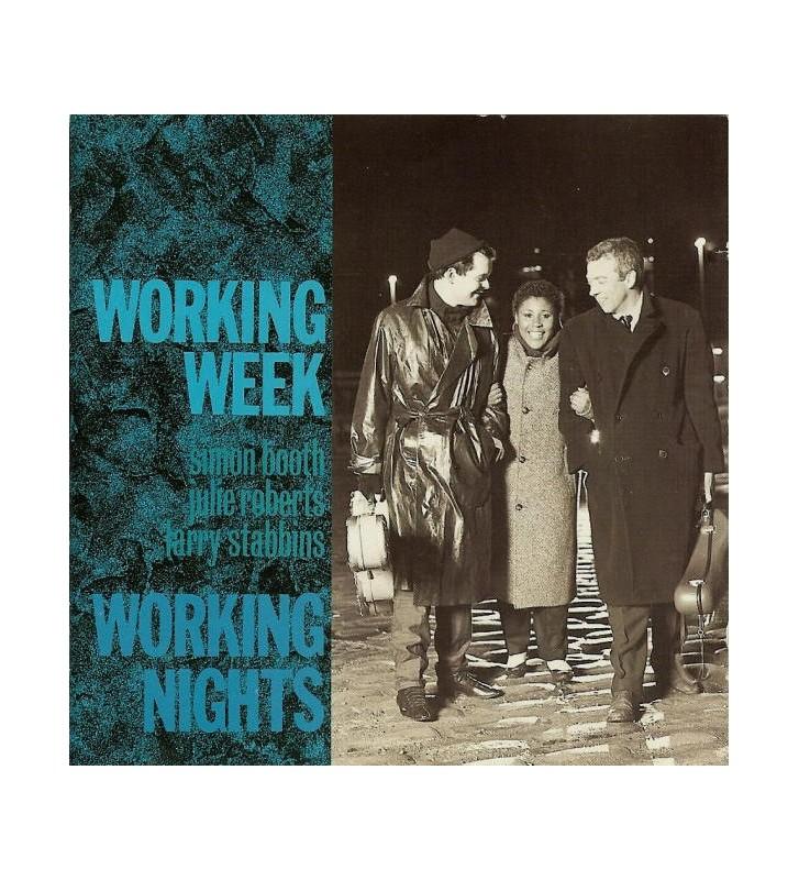 Working Week - Working Nights (LP, Album, Gat) mesvinyles.fr