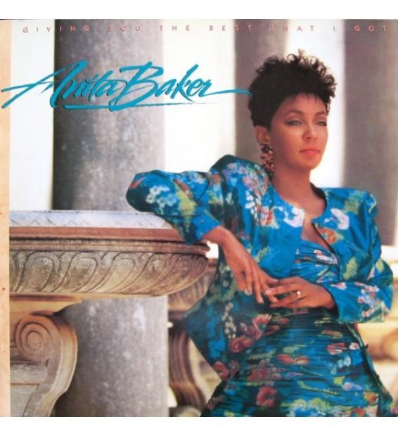 Anita Baker - Giving You The Best That I Got (LP, Album) mesvinyles.fr