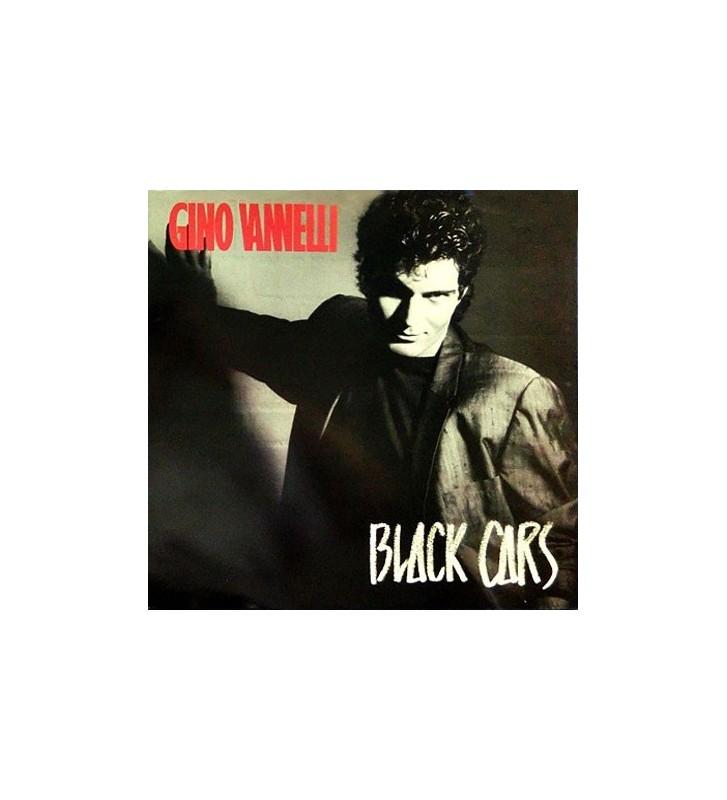 Gino Vannelli - Black Cars (LP, Album) mesvinyles.fr