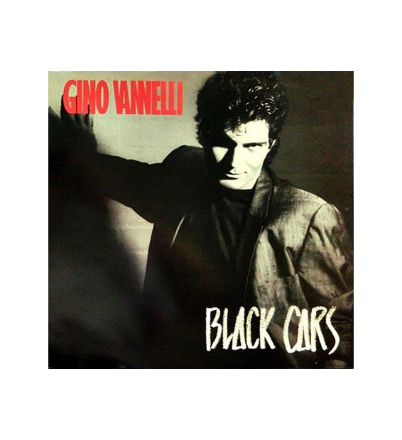Gino Vannelli - Black Cars (LP, Album)