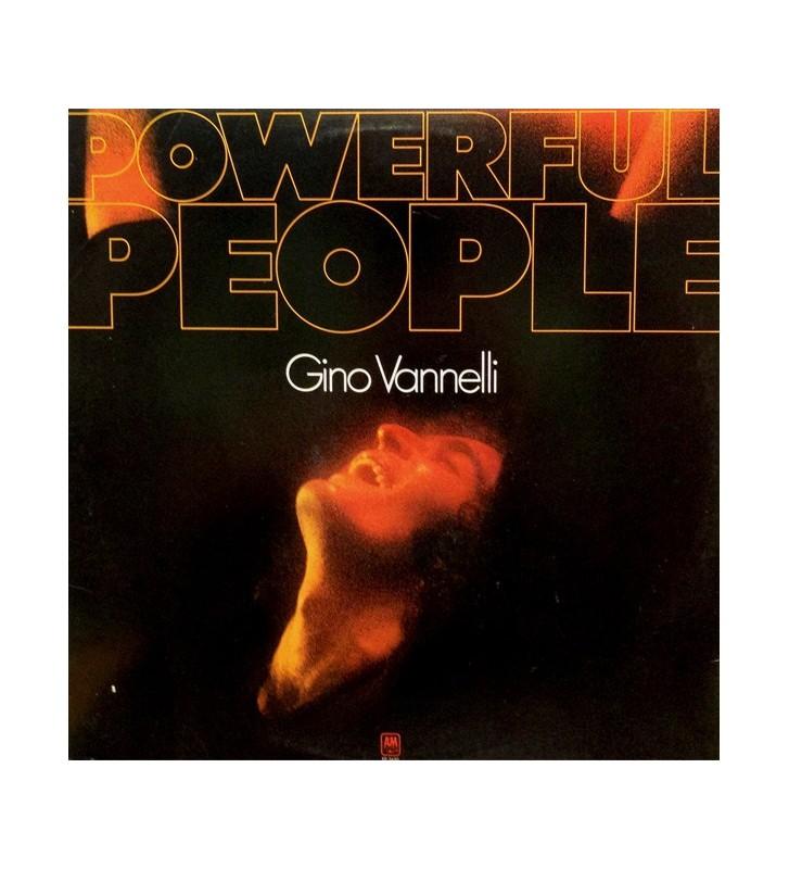 Gino Vannelli - Powerful People (LP, Album, RE) mesvinyles.fr