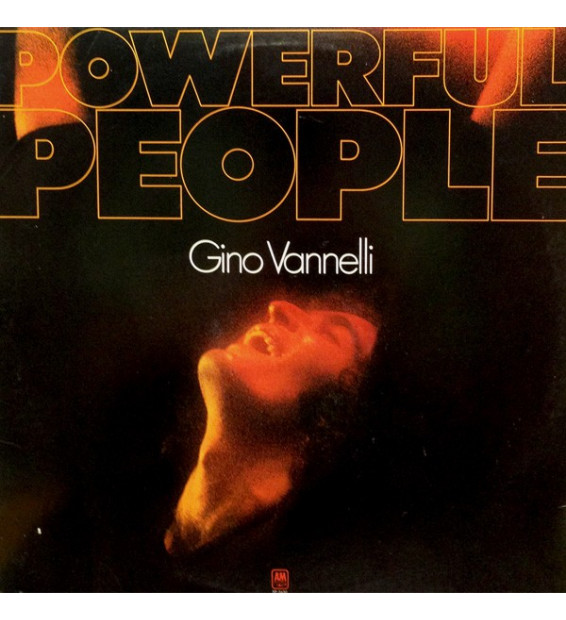 Gino Vannelli - Powerful People (LP, Album, RE)