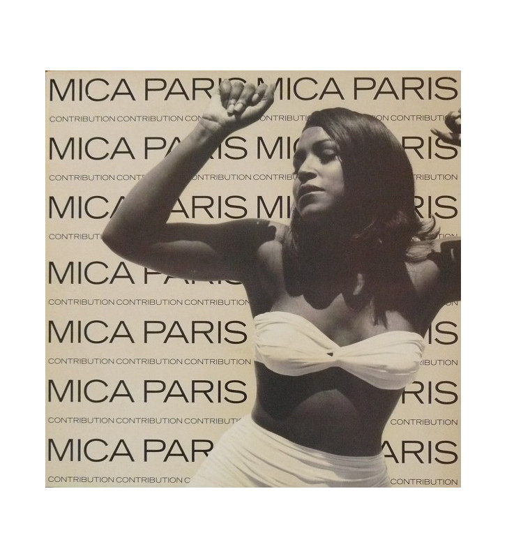 Mica Paris - Contribution (LP, Album) mesvinyles.fr