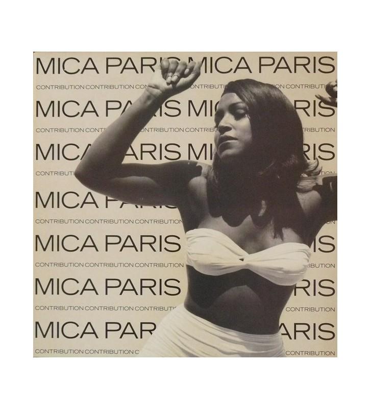 Mica Paris - Contribution (LP, Album) mesvinyles.fr