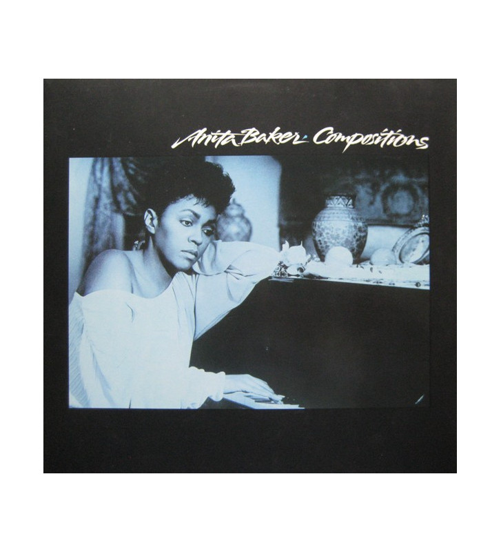Anita Baker - Compositions (LP, Album) mesvinyles.fr