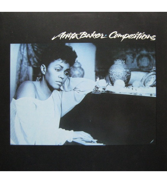 Anita Baker - Compositions (LP, Album)