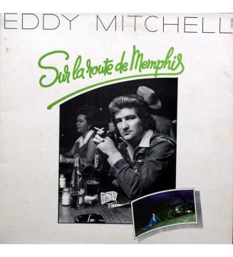 Eddy Mitchell - Sur La Route De Memphis (LP, Album, Gat)