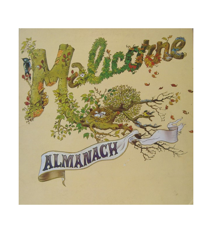 Malicorne - Almanach (LP, Album, Gat) mesvinyles.fr