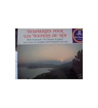 M.R. Delalande*, F. Couperin* , Dir. Jean-François Paillard - Symphonies Des Soupers Du Roy (LP, Album) mesvinyles.fr