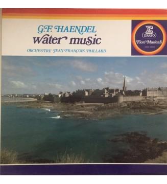 G.F. Heandel*, Orchestre Jean-François Paillard* - Water Music (LP) mesvinyles.fr