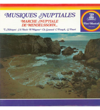 Various - Musiques Nuptiales (LP) mesvinyles.fr