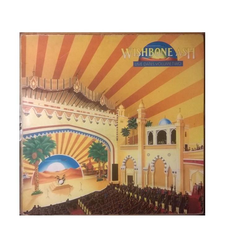 Wishbone Ash - Live Dates Volume Two (LP, Album, Gat) mesvinyles.fr