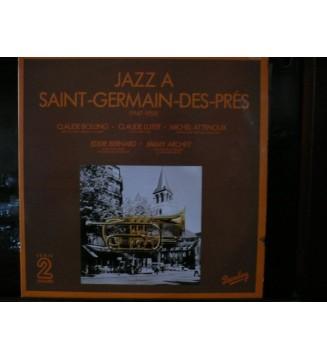Various - Jazz À Saint-Germain-Des-Prés (1947-1955) (2xLP, Comp) mesvinyles.fr