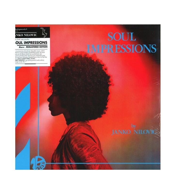 JANKO NILOVIC - Soul Impressions mesvinyles.fr
