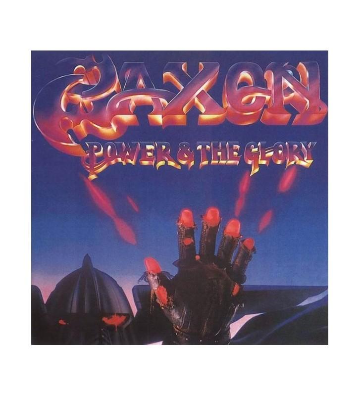 Saxon - Power & The Glory (LP, Album) mesvinyles.fr