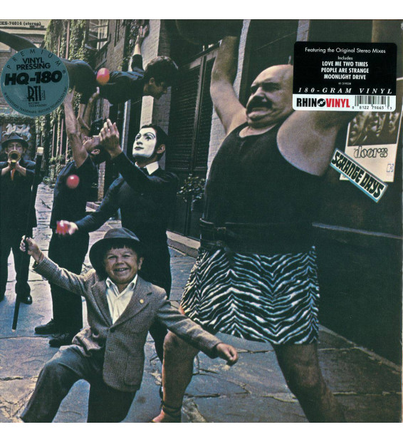 The Doors - Strange Days mesvinyles.fr