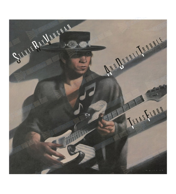 STEVIE RAY VAUGHAN - Texas Flood mesvinyles.fr