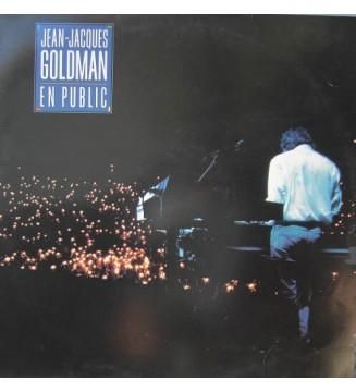 Jean-Jacques Goldman - En Public (2xLP, Album, Gat) mesvinyles.fr